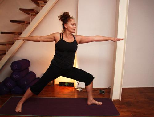 alessandra margarito yoga